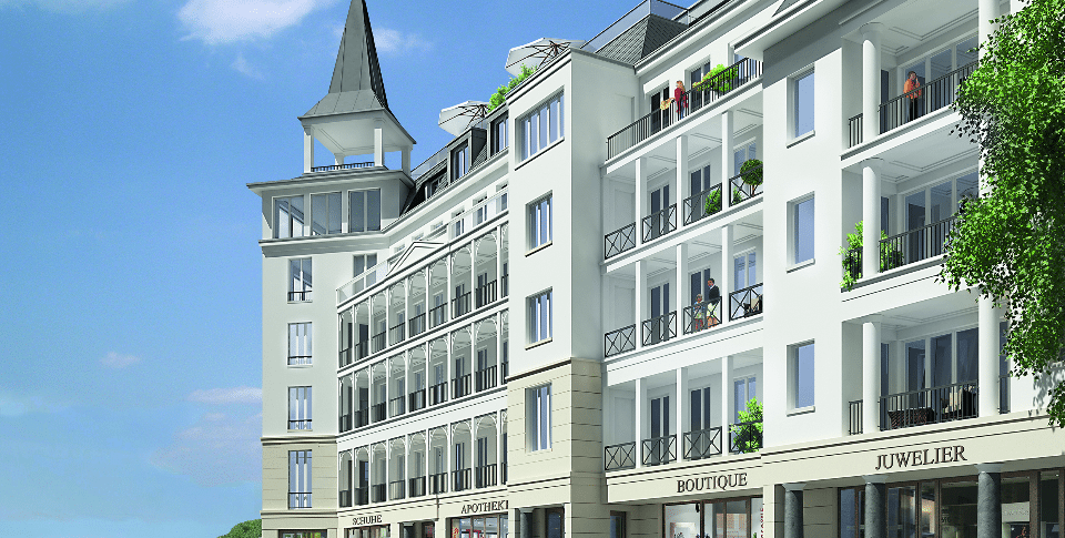 47 Appartements mit Stil